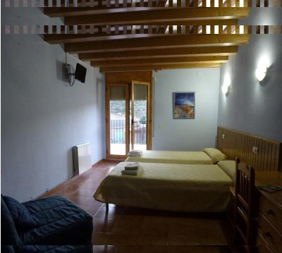 CalTrucafort-room